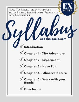 Self-Study Syllabus - Beginner
